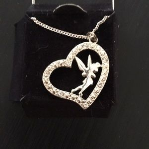 Avon tinker bell necklace